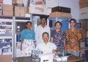 B.Techs 1993 with Anatha Lakshmi